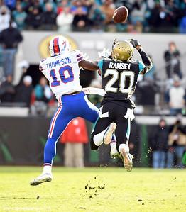 NFL Wildcard Playoffs 2017: Bills @ Jags
