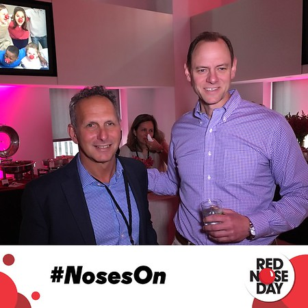 NBCU Red Nose Day NYC GIFographer Photos