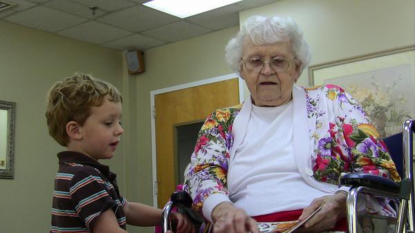 2010 - 07 - Grandma and Clingman