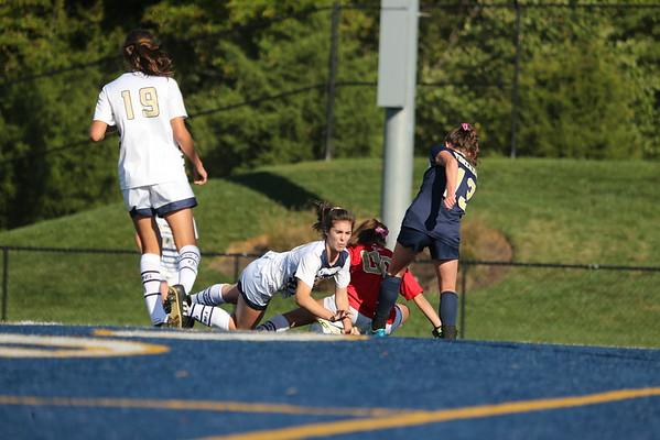 Girls Soccer: Visitation vs Good Counsel