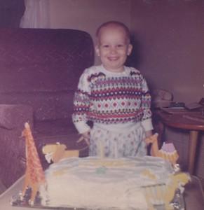 1964 Ray's Birthday