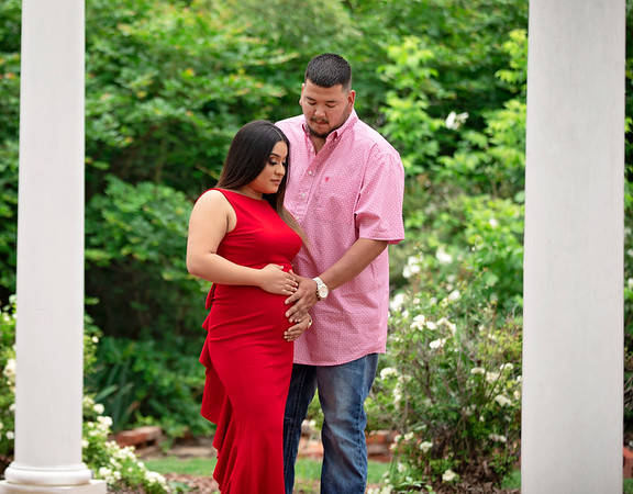 Rosa Maternity Reveal