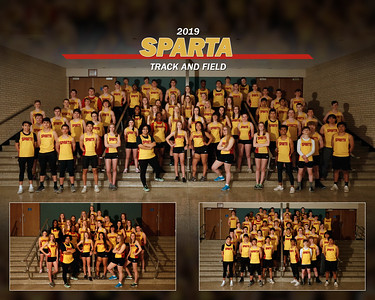Sparta track and field TF19