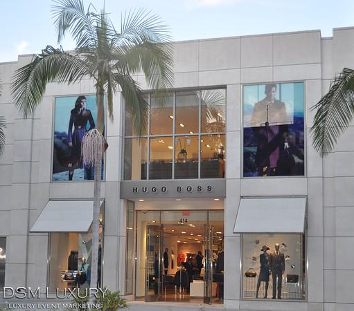 "DSM Luxury presents ""Suits & Spirits"" at Hugo Boss, Beverly Hills"