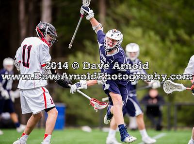 4/5/2014 - Boys Varsity Lacrosse - St. Sebastian's vs Nobles