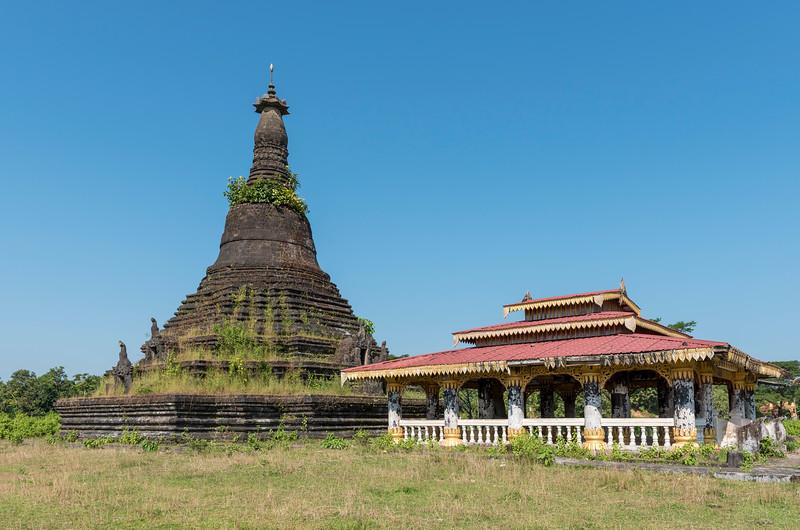 Mong Khong Shwe Du Pagoda