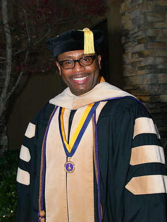 Dr. Dwight L. Baker's Celebratory Graduation Dinner Party