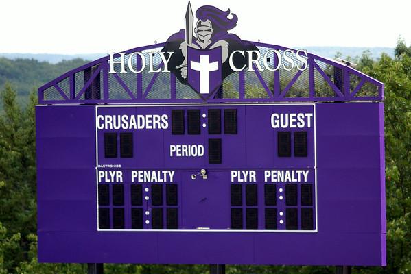 Holy Cross Prospect Day - July 2014