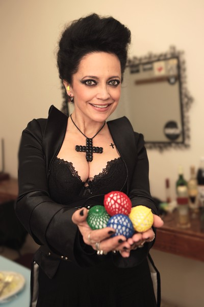 2015-04-05 Arakain Brezolupy - Lucie Bila
