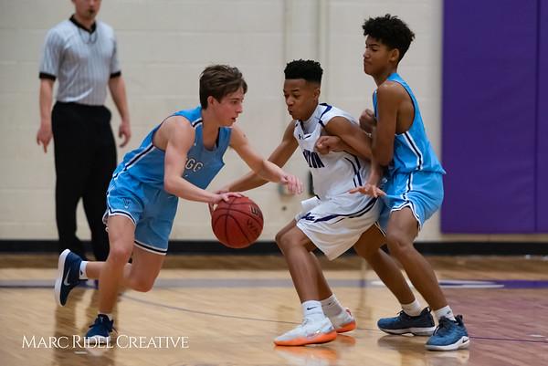 Broughton boys JV basketball vs Hoggard. 750_8610