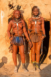 The Proud Himba People of Namibia