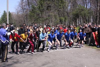 School Cross Race