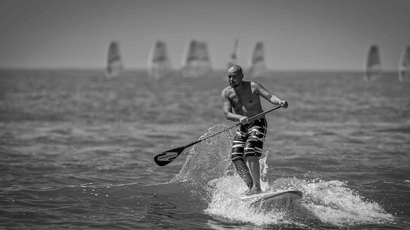 Sagami Bay Paddleboarder 4
