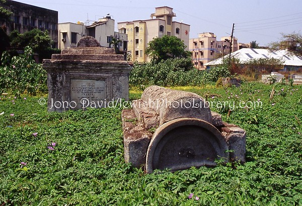 INDIA, Panvel (Konkan Region, Maharashtra). Jewish Cemetery. (2009)