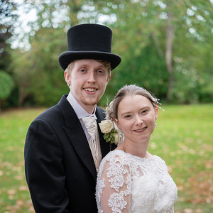 Emma & Joshua Wedding