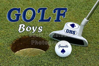 Golf - Boys