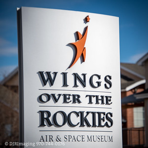 Wings Over the Rockies Museum - Denver - Jan. 18, 2020