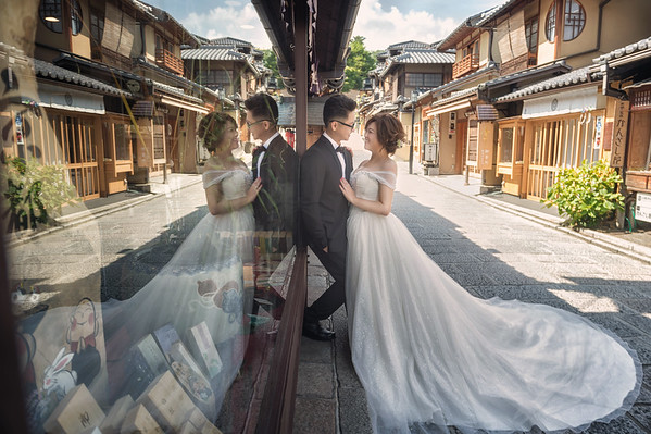 Pre-wedding-日本京都-Apple