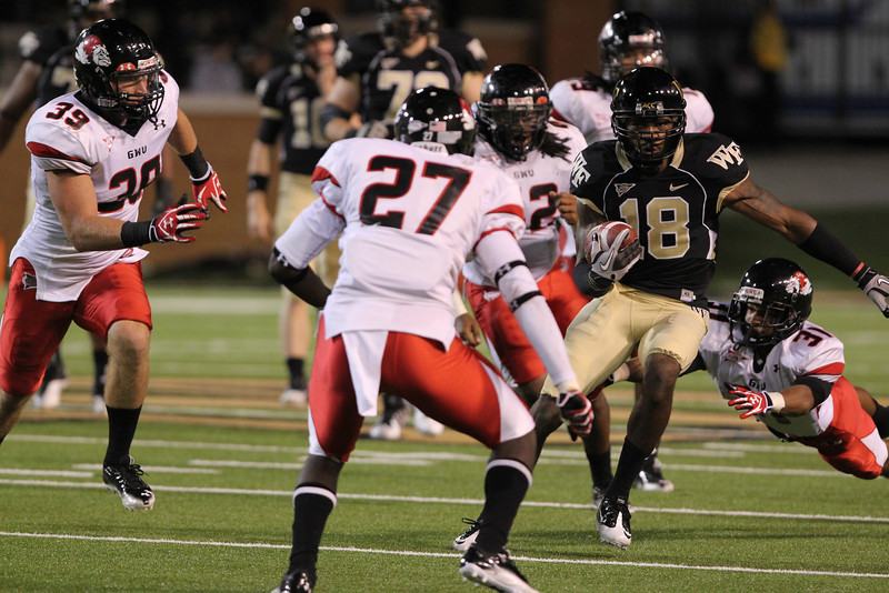 GWU vs Wake Forest