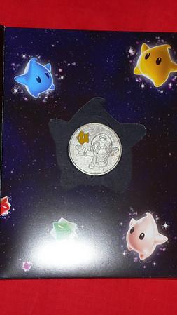 Super Mario Galaxy Coin!