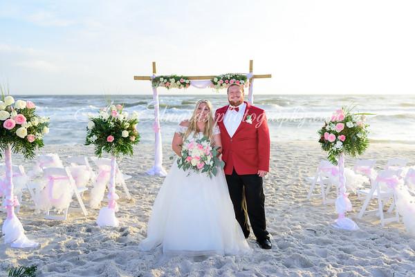 Mr. and Mrs. Guffey.  Corona del Mar  |  Panama City Beach