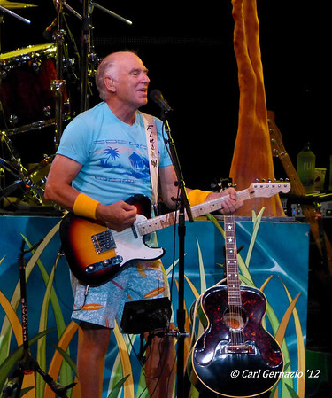 Jimmy Buffett September 1, 2012