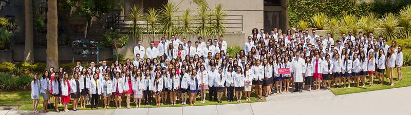 USC School of Pharmacy White Coat Ceremony, 2019, Panorama