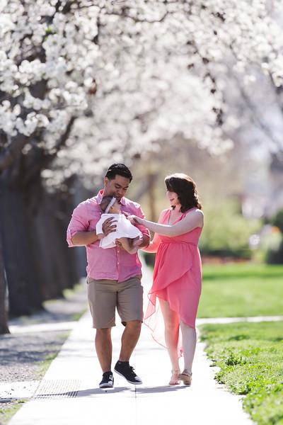 Sonny & Rebecca's Family Photoshoot