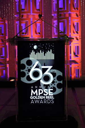 63rd Annual Golden Reel Awards