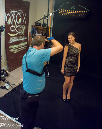 Behind The Scenes - Miss Wake County 2013