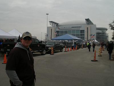 2010 Patriots vs Texans