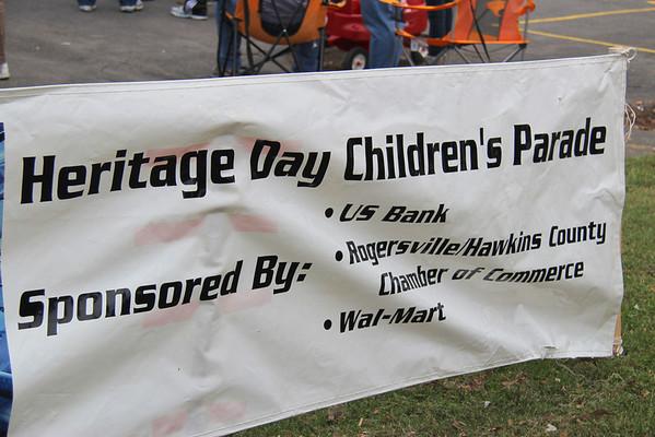 Heritage Days - Children's costume contest