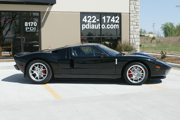 07 Ford GT