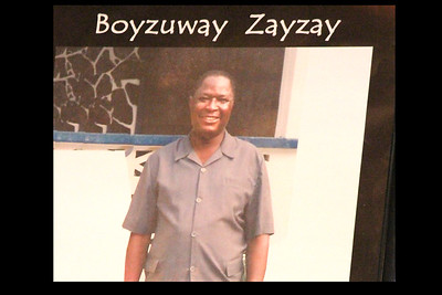 Mr. Zayzay's Home Going Photos - Minnesota 2014