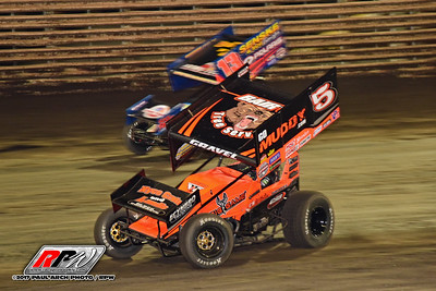 Knoxville Nationals Thursday - 8/10/17 - Paul Arch