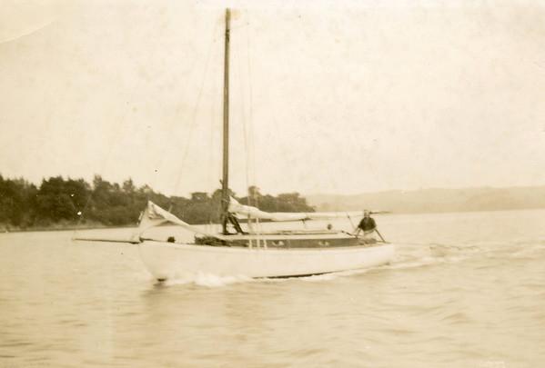 Sailing - My History
