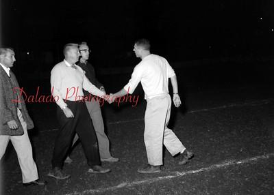 Football (1958 and 1959)