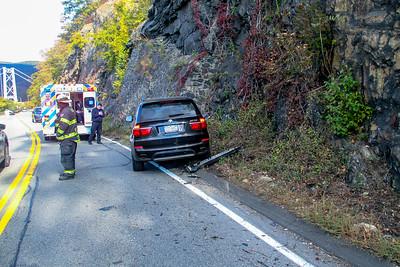 10-24-18 MVA With Injuries, Bear Mountian Bridge Road
