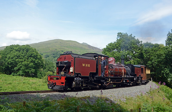 Four days in Snowdonia