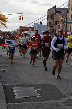 ING NYC Marathon  Part 2  11/03/13