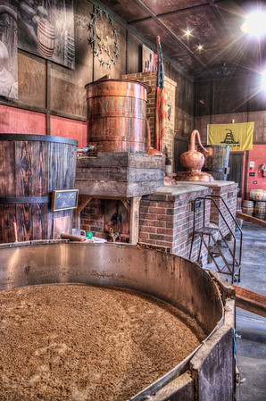 Indian Creek Distillery