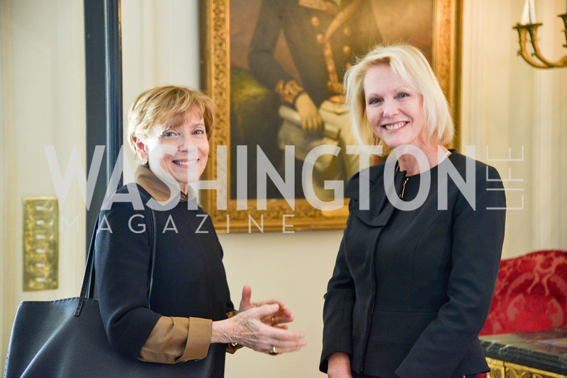 Ilene Gutman, Debra Therit, Women's Day Reception with Ambassador to France-2678.JPG