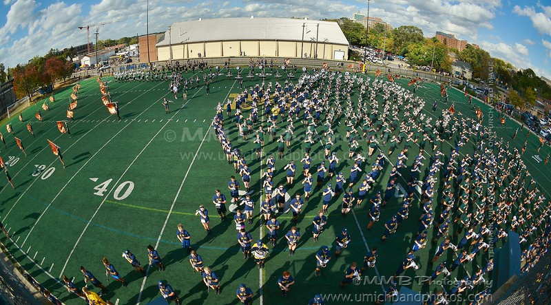 Morning Rehearsal - MSU 2017