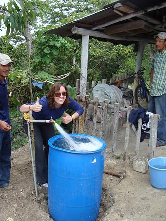DePaul, Water, El Zurzular, 12/2009