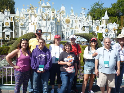 Disneyland #1823 (May 13-16)