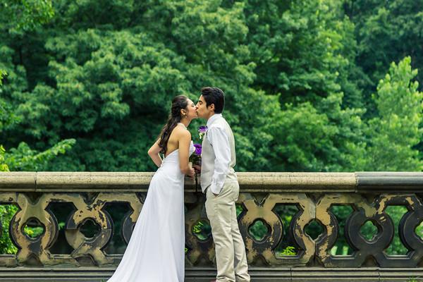 Liana & Justin - Central Park NYC