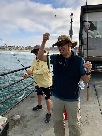 2018-0609 Men's Pier Fishing