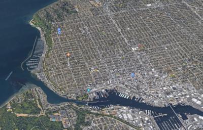 Ballard Maps