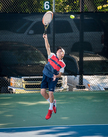 Boys Tennis 5-06-14