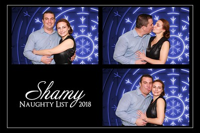 Shamy Holiday Party, December 15th, 2018